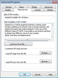 Create an installer for TASTE GUI for Windows - TASTE